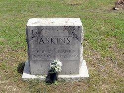 Elmer Eugene Askins