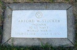 Arford N Stuckey