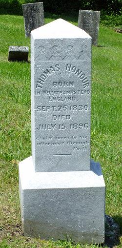 Thomas Honour
