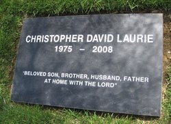 Christopher David Laurie