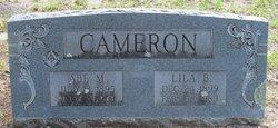 Abe Minter Cameron