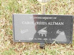 Carol J. <i>Reid</i> Altman