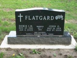 John Orvin Flatgard