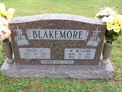 Helen Christine <i>Adair</i> Blakemore