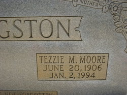 Tezzie Mae <i>Moore</i> Livingston