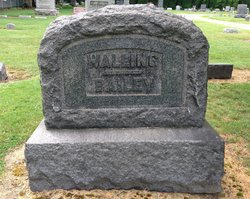 Ida L <i>Walling</i> Bailey