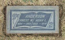 Adah Lavenia Anderson