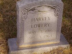 Harvey Monroe Lowery