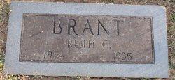 Viola Ruth <i>Crumley</i> Brant