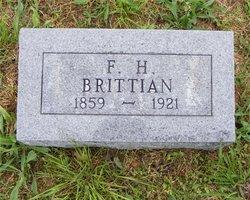 Frederick Harmon Brittain