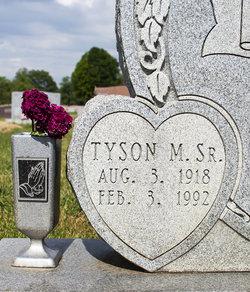Tyson M. Upton, Sr