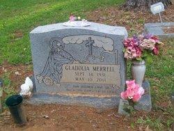 Gladolia Ward Merrell