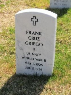 Frank Cruz Griego