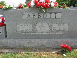 Coy Ray Abbott