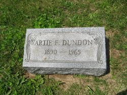 Artie F. <i>Baker</i> Dundon