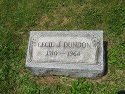 Cecil J. Dundon