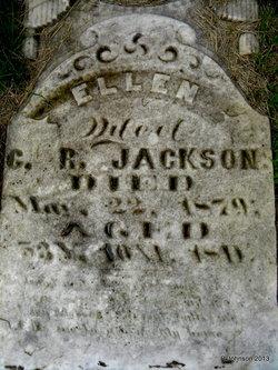 Ellen <i>Watkins</i> Jackson