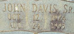 John Davis Clark, Sr