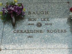 O. Geraldine Gerry <i>Rogers</i> Baugh