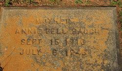 Annie Bell Baugh