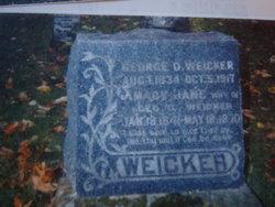 Mary <i>Lett</i> Weicker