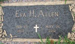 Eva Gertrude <i>Henderson</i> Allen