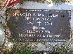 Harold Richard Richie Malcolm, Jr