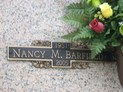 Nancy Catherine <i>Moore</i> Barfield