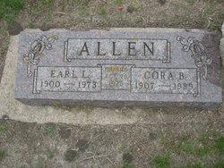 Cora Burnette <i>Olson</i> Allen