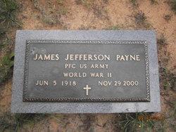 James Jefferson Payne