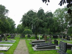 Sint Annaparochie Begraafplaats