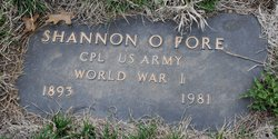Shannon O. Fore