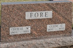 Clyde Fore