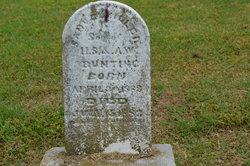 Samuel Miller Bunting