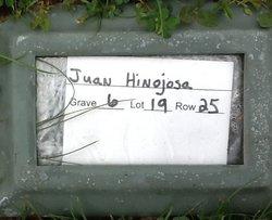 Juan Hinojosa, Sr
