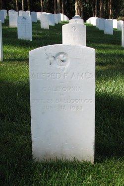 Alfred F Ames