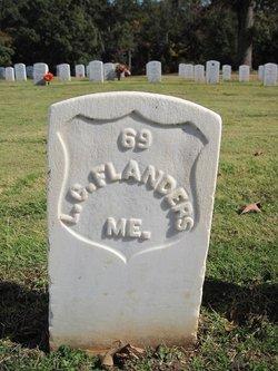 Pvt Lewis G. Flanders