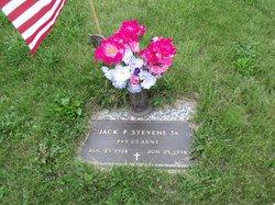 Jack P Stevens