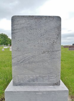 Edith O <i>Keller</i> White