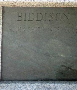 Robin <i>Smith</i> Biddison
