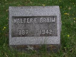 Walter Edward Braim
