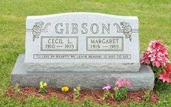 Cecil Leroy Gibson