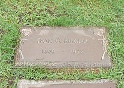 Donald George Biegert