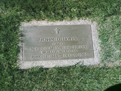 John D Irwin