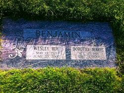 Wesley Roy Benjamin
