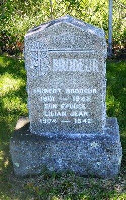 Lillian <i>Jean</i> Brodeur