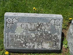 Albertha T. Caines