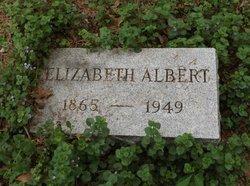 Elizabeth Albert