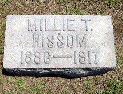 Mildred T Millie Hissom
