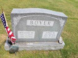 Edna M <i>Gerberich</i> Boyer